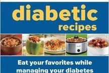 Receipes for diabetes
