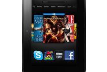 "Kindle Fire HD 7"", Dolby Audio, Dual-Band Wi-Fi, 16 GB - Includes Special Offers by Amazon Digital Services Inc"