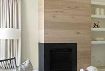 Hamptons Fireplace