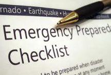 Emergency Preparedness / by Lyndsay Detro