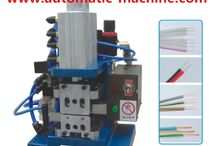 Pneumatic Wire Stripping Machine with Twisting function TATL-3FN