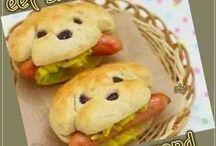 comidas especiales para niños