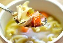 Soups / by Jennifer Pankey