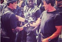 Filming for Expendables 3! / Ronda filming for Expendables 3!!