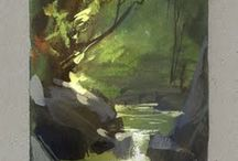 Quick studies! / by Holly Boyer