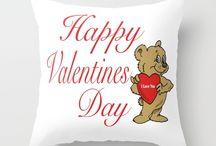 Happy Valentines Day #Society6