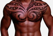 Tattoos For Men / Get some amazing and outstanding tattoos for men.