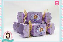 Festa Princesa Sofia / Procurando fofuras para a sua festa? Na nossa loja tem! http://loja.danifestas.com.br/