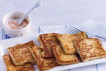 Taarten, bakken, smoothies ed