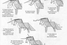 Origami  / The little things