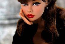 Модные куклы