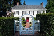 Home Design - Colonial