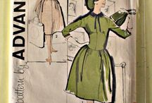 Dressmaking Patterns / A catalogue of all the dress patterns at The Sewing Parlour.
