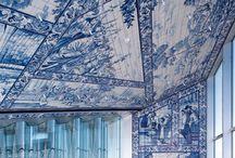 Portugueses, Azulejos