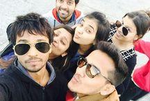 Manali trip february 2016 - INIFD Gandhinagar / Manali Trip : DAY1 Vapi and INIFD Gandhinagar students Enjoying Manali trip. #Fun #Fashion #Selfie #MyINIFD #INIFDRocks  http://inifdgandhinagar.com/portfolio-3-cols/