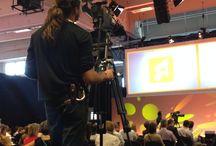 Reception & Backstage - E-Commerce Paris 2013