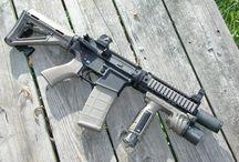 Guns/Tactical / by Matthew Pratt