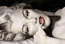 Marilyn Monroe / by Destiny Spiker