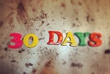 30 Days of Creativity 2012 / by Tim Letscher