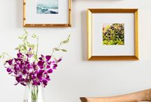 Favorite Picture Framing Pins / Here are our favorite Pins from Pinterest which emphasize picture frames, custom framing and matting.