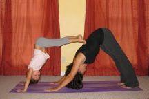 yoga e Ksenia