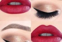 maquillajes...