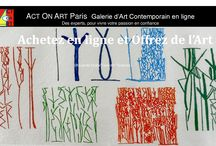 Notre actualité ACT ON ART Paris / Actualité sur ACT ON ART Paris