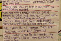 Writers' and Readers' Workshop / by Erika Rawlins