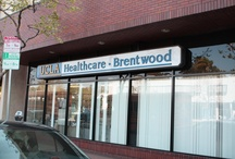 Brentwood Internal Medicine and Pediatrics / UCLA Health System Brentwood is a primary care office consisting of 6 board - certified physicians - 4 Med-Peds (General Internal Medicine & Pediatrics) physicians, 1 General Internal Medicine physician and 1 Internal Medicine/Nephrology physician. Learn more, http://uclahealth.org/Brentwood / by UCLA Health