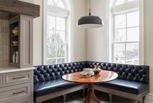 The commoner Banquette