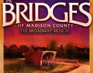 The Bridges of Madison County - Feb. 2-14, '16 / THE BRIDGES OF MADISON COUNTY is presented by Dallas Summer Musicals February 2-14, 2016 at Music Hall Fair Park. http://www.dallassummermusicals.org/shows_bridges.shtm / by Dallas Summer Musicals