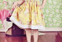dress making.