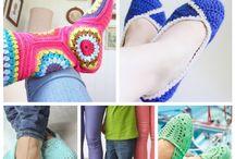 calzini e scarpe lana