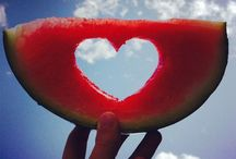 Food / Crazy fruits and easy healthy cooking recipes ♥