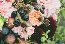 Figs, Grapes and Pomegranate Wedding
