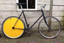 Bike S.O.S. build bike's