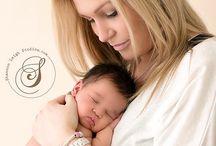 Newborn photos  / by Brianna Symone