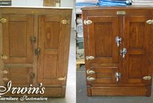 Refinishing / Furniture refinishing