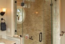 Bath room options / Tiled showers, Tubs, vainty