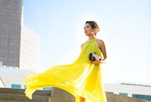 Dresses and Models