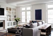 Living Rooms / by Brittni Schroeder