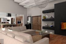 Living room / www.lauradesign.hu
