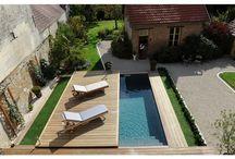 Home Exterior - Pool Area