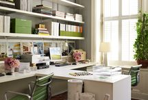 Interior design - work/study zones