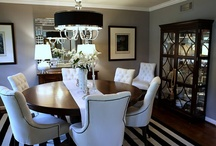 Dining Rooms / by Rebecca Platz