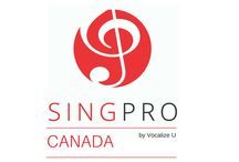 """SingPro Canada by: Vocalize U / SingPro is the Worlds best, """"Mobile Vocal Program"""".  This revolutionary vocal training goes on all your devices and allows you to train your voice everywhere you go - anytime you want. It's intuitive, interactive, easy and powerful!   Use it with your voice coach, on the road, before a show, anywhere - anytime.   One download = All devices purchase now and receive one free session  https://checkout.shopify.com/10405320/checkouts/2f72eb135411c9e2f457637a00f929dd  http://www.singpro.ca"""