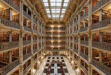 Magic Libraries / Le più stupefacenti librerie in giro per il mondo