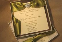 Wedding Invitations / www.elegantgiftgallery.com
