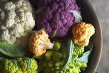 Colourful veggies / WOW! Did you expect these colours with these veggies?