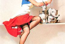 Pin Ups / by Heather Castleberry